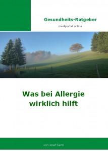 Was bei Allergie wirklich hilft