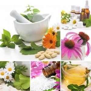 Naturheilkunde und Homöopathie für den Körper von Kopf bis Fuß